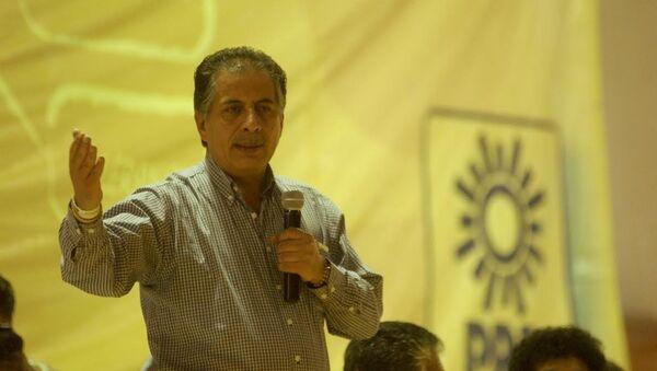 Jesús Ortega, el líder y fundador del Partido de la Revolución Democrática (PRD) - Sputnik Mundo