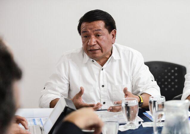 Jorge Armando Otálora, Defensor del Pueblo de Colombia