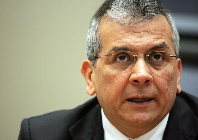 Rodrigo Cabezas, exministro de Finanzas y asesor gubernamental de Venezuela