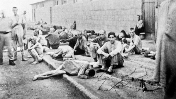 Campo de concentración de Mauthausen - Sputnik Mundo