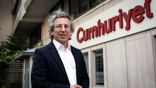 Can Dundar, director del periódico turco Cumhuriyet - Sputnik Mundo