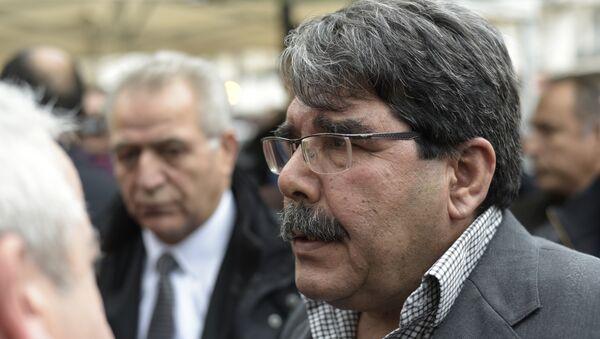 Salih Muslim, copresidente del Partido de la Unión Democrática - Sputnik Mundo