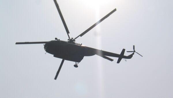Helicóptero - Sputnik Mundo