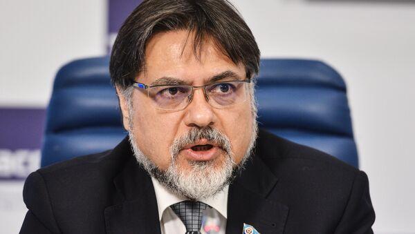 Vladislav Deinego, representante de Lugansk en el Grupo de Contacto para Ucrania - Sputnik Mundo