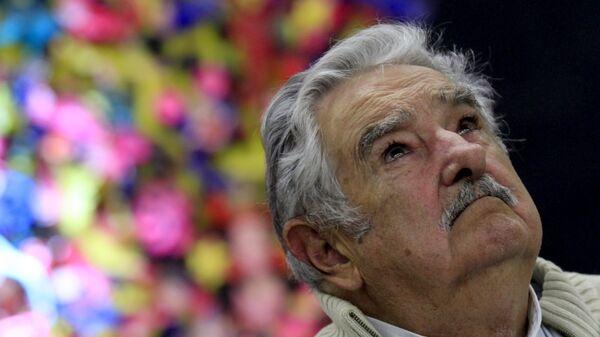 Former Uruguayan President Mujica - Sputnik Mundo