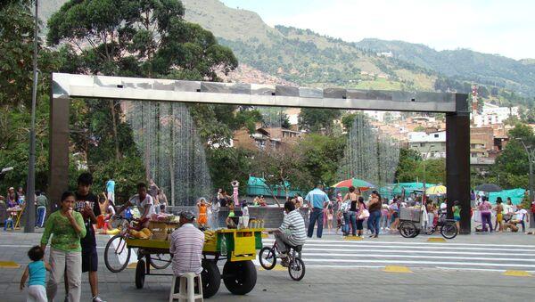 Medellín - Sputnik Mundo