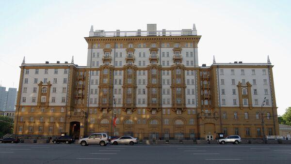 Embajada de EEUU en Rusia - Sputnik Mundo