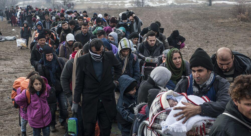 Migraciones: una revolución mundial en marcha - Sputnik Mundo
