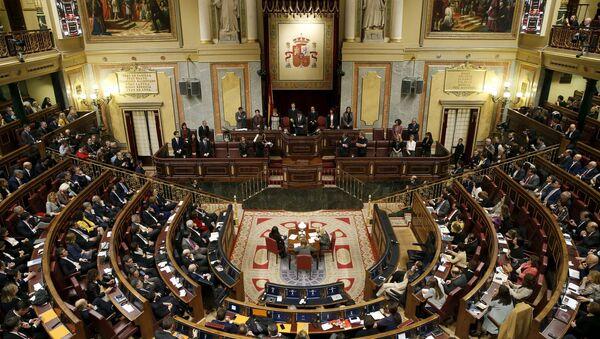 Parlamento de España - Sputnik Mundo