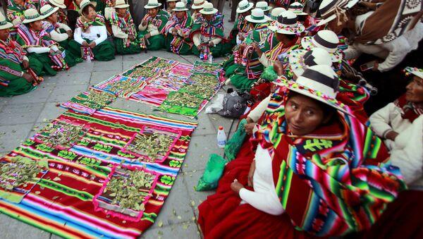 Fondo Indígena identifica 6.000 comunidades que viven en extrema pobreza en Bolivia - Sputnik Mundo