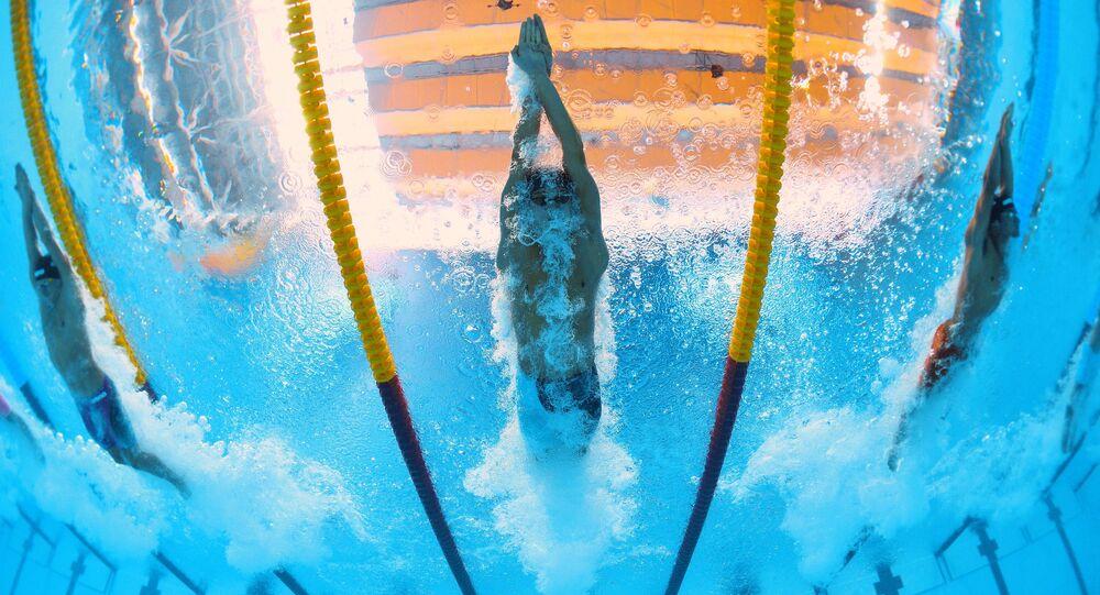 Natación (imagen referencial)