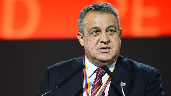 Eulogio del Pino, ministro de Petróleo y Minería de Venezuela - Sputnik Mundo
