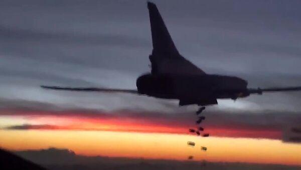 Ataques aéreos de la Fuerza Aérea de Rusia contra Daesh - Sputnik Mundo