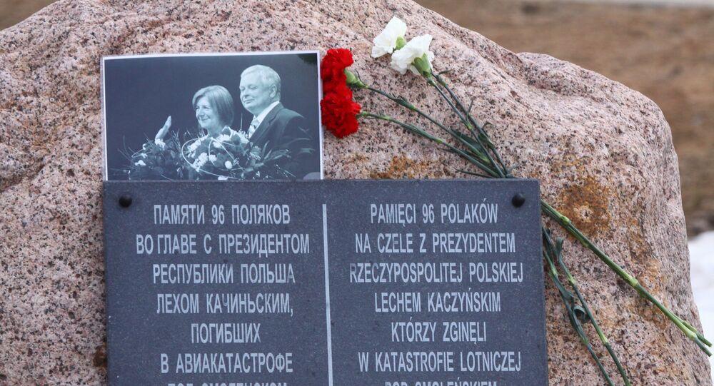 El aniversario de la catástrofe en Smolensk
