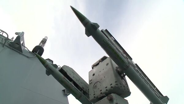 Sistema de misiles Osa (archivo) - Sputnik Mundo