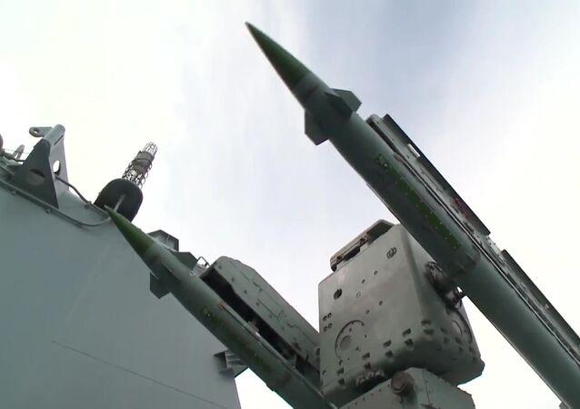 Sistema de misiles Osa (archivo)
