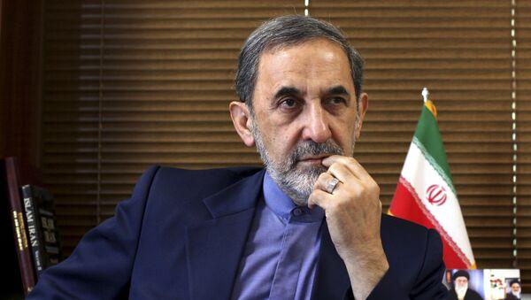 Alí Akbar Velayati, consejero del líder supremo iraní - Sputnik Mundo