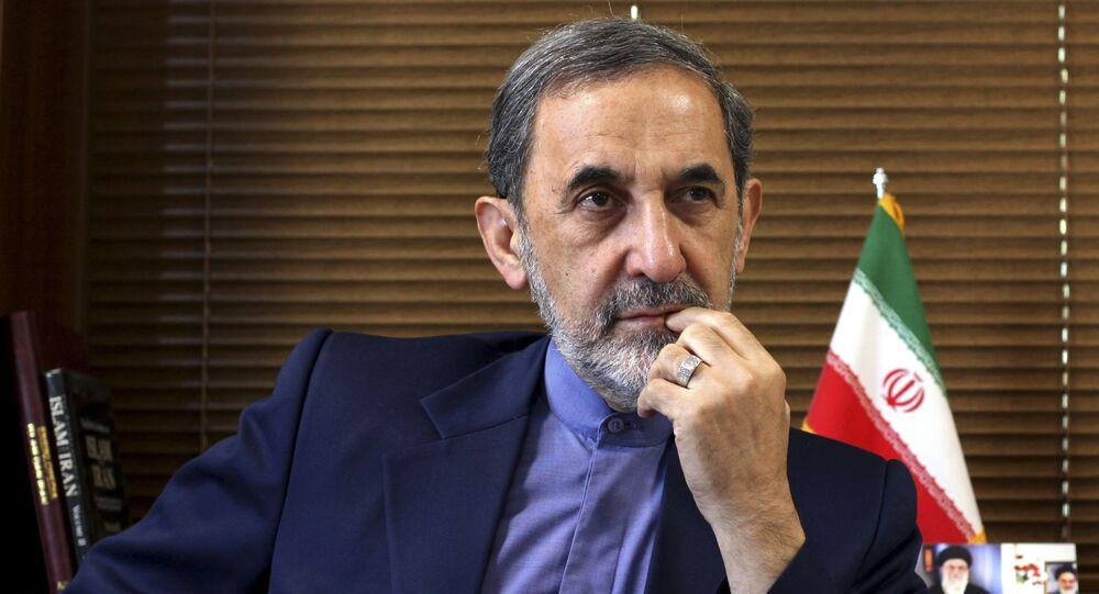 Alí Akbar Velayati, exministro de Relaciones Exteriores de Irán