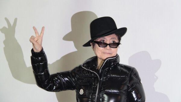 Yoko Ono, la artista japonesa - Sputnik Mundo