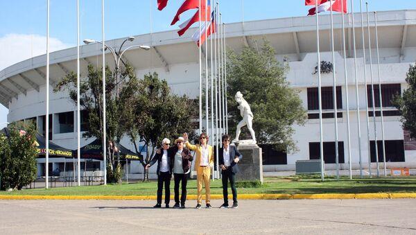 Grupo británico The Rolling Stones - Sputnik Mundo