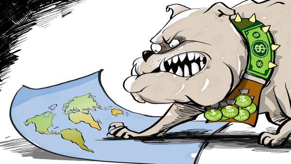 Los 'perros de guerra' siguen el rastro de sangre - Sputnik Mundo