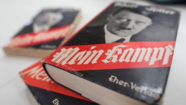 La Justicia de Río de Janeiro prohíbe la venta del 'Mein Kampf' de Hitler - Sputnik Mundo