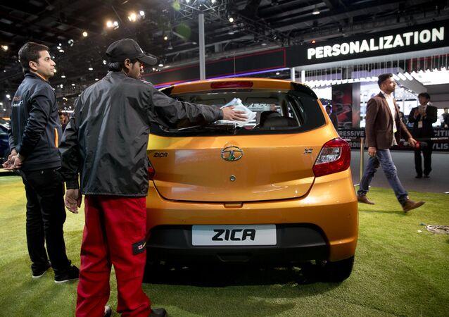 Tata Motors Zica
