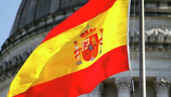 Spanish flag - Sputnik Mundo