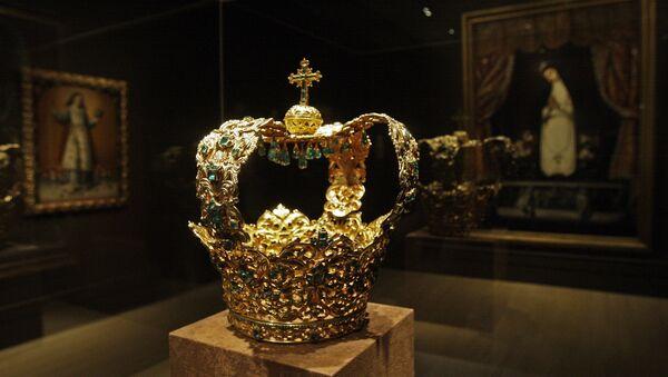 Corona de los Andes - Sputnik Mundo