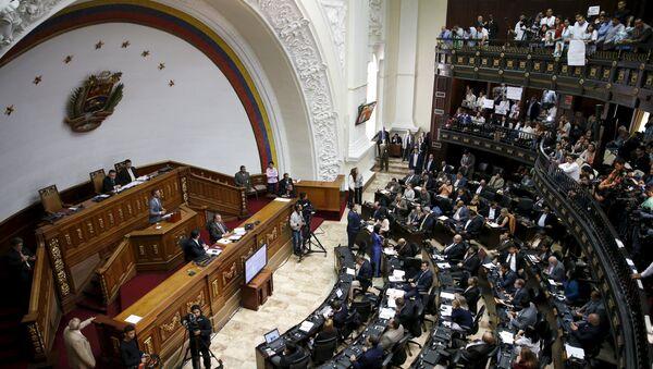 Asamblea Nacional de Venezuela - Sputnik Mundo