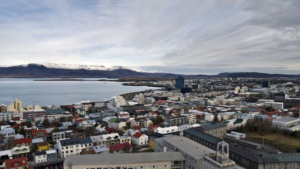 Reikiavik, la capital de Islandia - Sputnik Mundo