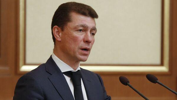 Maxim Topilin, Ministro de Trabajo y Protección Social de Rusia - Sputnik Mundo