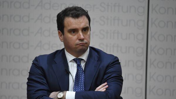 Aivaras Abromavicius, ministro de Desarrollo Económico de Ucrania - Sputnik Mundo