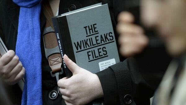 WikiLeaks - Sputnik Mundo