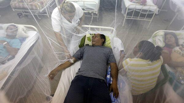 Afectados por el virus Zika - Sputnik Mundo