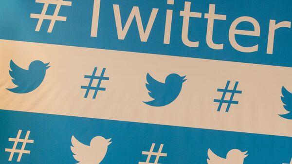 Logo de Twitter - Sputnik Mundo