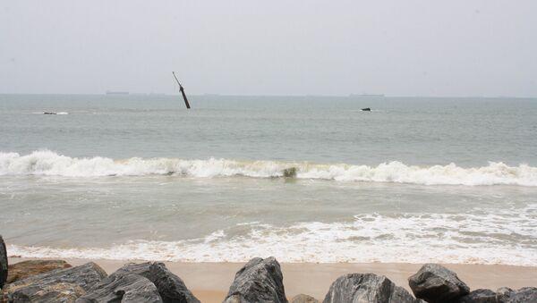 La costa de Nigeria - Sputnik Mundo