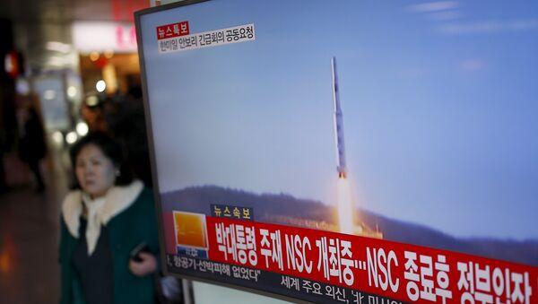 La ONU celebraría este domingo reunión de emergencia por misil norcoreano - Sputnik Mundo