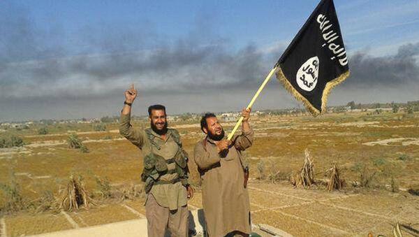 Milicianos de Daesh - Sputnik Mundo