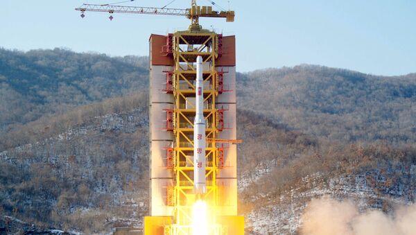 Turquía condena lanzamiento de cohete realizado por Corea del Norte - Sputnik Mundo
