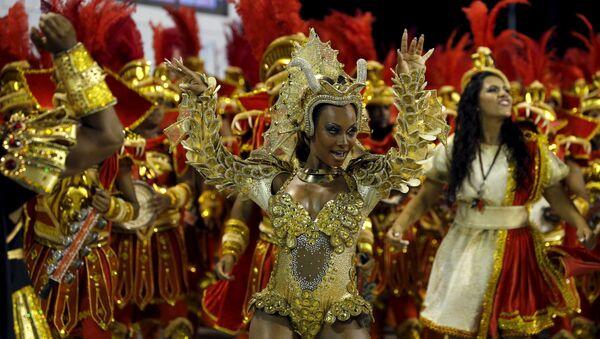 Carnaval de Brasil - Sputnik Mundo