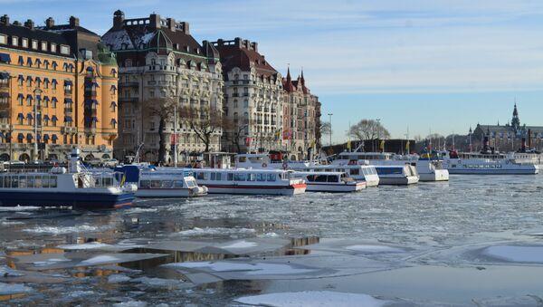 Estocolmo, capital de Suecia - Sputnik Mundo