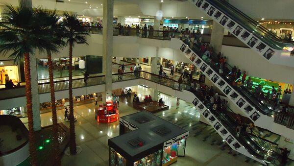 Centro comercial en Venezuela - Sputnik Mundo