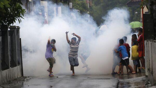 Guerra de mosquitos: la lucha contra el virus del Zika - Sputnik Mundo
