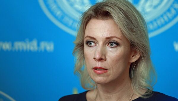 Briefing with Fireign Ministry's spokesperson Maria Zakharova - Sputnik Mundo