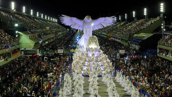 Carnaval en Río de Janeiro - Sputnik Mundo