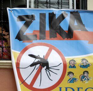 Epidemia del virus Zika