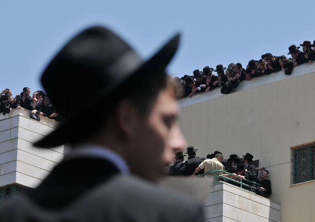 Judiós en Israel (imagen referencial)