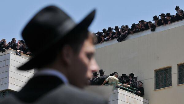 Judiós en Israel - Sputnik Mundo