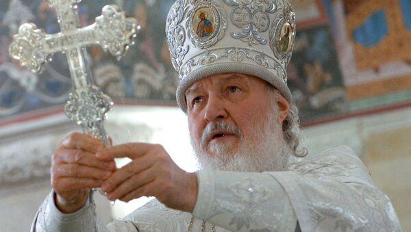Patriarca Kiril - Sputnik Mundo